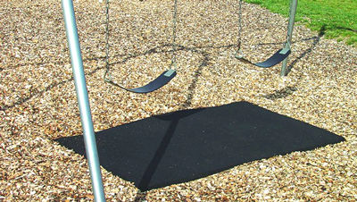 replacement playground swing mats