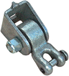 Swingset parts replacement :: Commercial Swing Hanger with clevis :: wooden structures