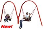 biggo metal swing