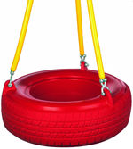 tube chains tire swing pack without swivel