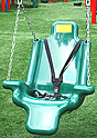 replacement ada adaptive swing seat